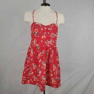 American Eagle floral dress